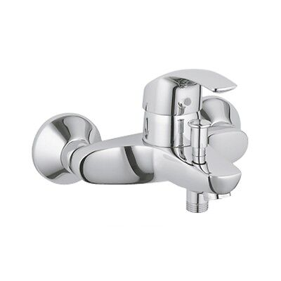Grohe Eurosmart Bath Shower Mixer Tap Single Lever Chrome 33 300001 INC.S