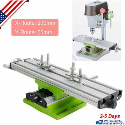Cross Worktable Working Sliding Table X Y Axis Multi-functional Milling Machine