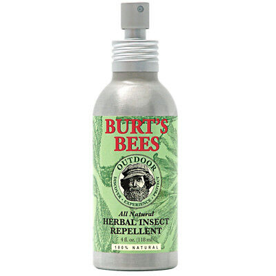 Burt's Bees Herbal Insect Repellent All Natural - 4 oz