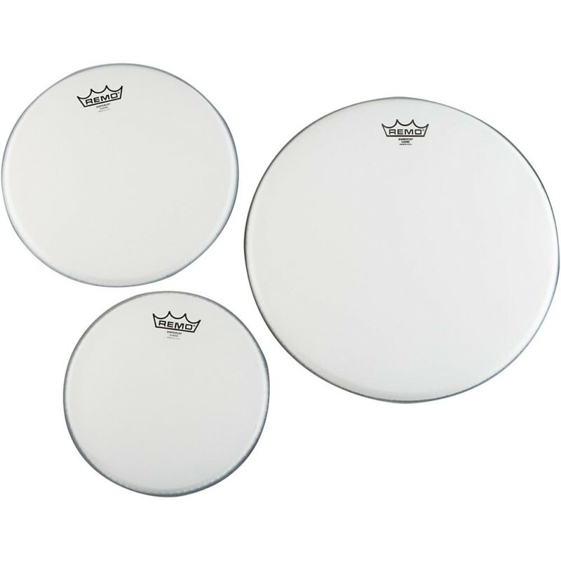 Remo Emperor Coated New Fusion Tom Drumhead Pack