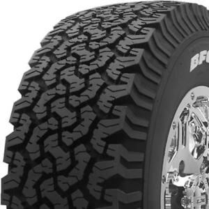 LT265/65R18 BF GOODRICH ALL TERRAIN T/A 10PLY TIRES (4 LEFT)