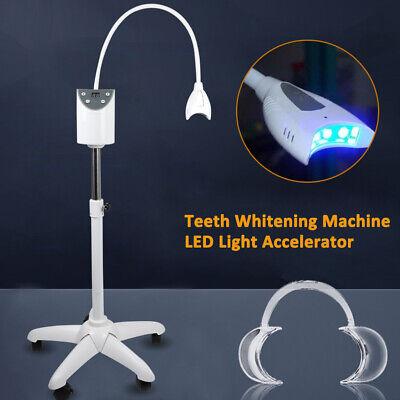 Dental Mobileteeth Whitening Machine Lamp Bleaching Blue Led Cold Light 110v