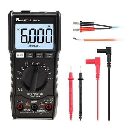 Mustool Mt108t Square Wave Output True Rms Ncv Temperature Digital Multimeter