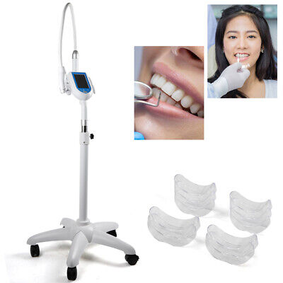 Dental Mobile Teeth Whitening Machine Cold Led Light Lamp Bleach Accelerator Usa