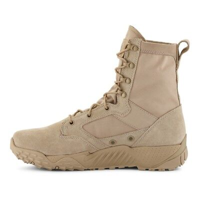 Under Armour UA Jungle Rat Desert Sand Men's Tactical Hiking Boots 9 (New)