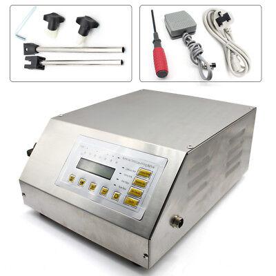 Flüssige Füllmaschine Pump Abfüllmaschine Abfüllanlage Abfüller Hohe Qualität DE