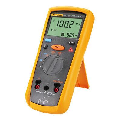 Fluke 1503 Digital Insulation Resistance Tester F1530 Megger Meter Megohmmeter