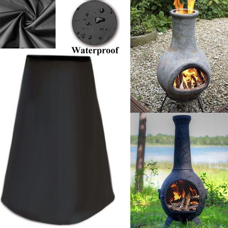 Chiminea Chimenea Chimnea Cover Protector Dust Sun Wind Waterproof Outdoor Large
