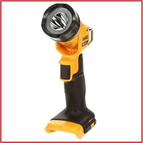 NEW DEWALT DCL040 20V 20 Volt MAX Li-Ion Pivoting LED Flashlight Worklight Light
