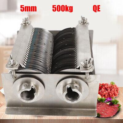 0.2 Blade Commercial Meat Slicer Electric Deli Slice Cutter Kitchen Home 500kg
