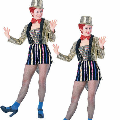 Erwachsene Columbia die Rocky Horror Picture Show Horror Halloween Damen - Rocky Horror Columbia Kostüm