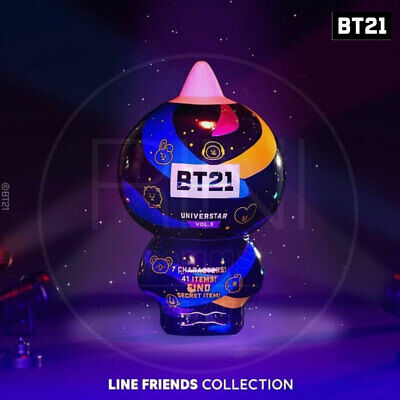 BTS BT21 Official Goods Collectible Figure Blind Pack Vol3 Concert Theme