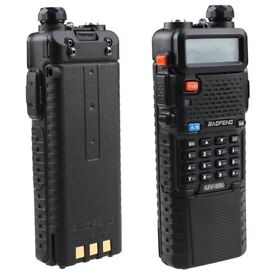 baofeng UV-5R dual band handheld
