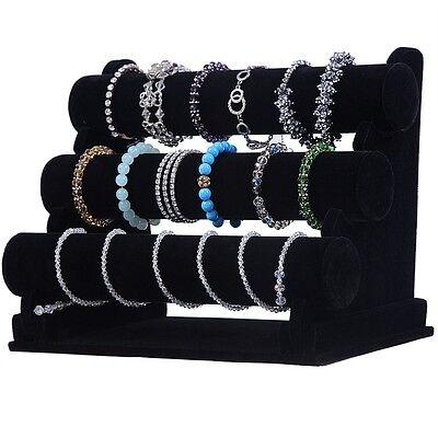 Schmuckständer Schmuckhalter Kettenständer Armbandständer Uhrenständer 777JDS008