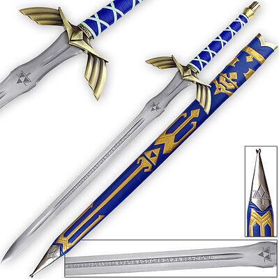 Legend of Zelda FULL TANG Master Sword SHARP 1045 Carbon Steel LIMITED EDITION