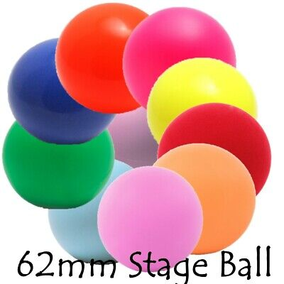 Play Stage Ball for Juggling 62mm 75g- (1) Juggling Stage Balls