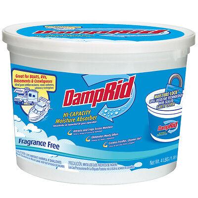 Damp Rid FG50T High Capacity Moisture Absorber, 64 Oz ()