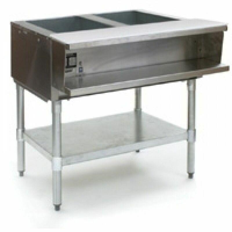 Eagle Group, AWT2-LP, Steam Tables  (Floor Model)