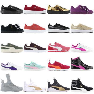 feda5d12de08cd Puma Damen Sneaker Schuhe Freizeit Turnschuhe High Mid Low Sportschuhe SALE  NEU