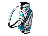 Ladies TaylorMade Golf Cart\Trolley Bag (14 way divider)