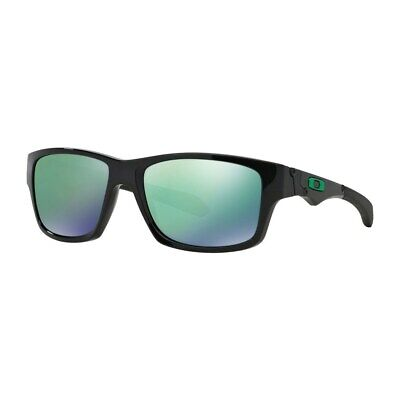 NEW Oakley Sunglasses Jupiter Squared Polished Black Frame & Jade Iridium Lens, used for sale  Shipping to India
