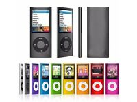"16GB Slim 1.8"" LCD Music MP3 MP4 Player WITH BUILT IN SPEAKER"