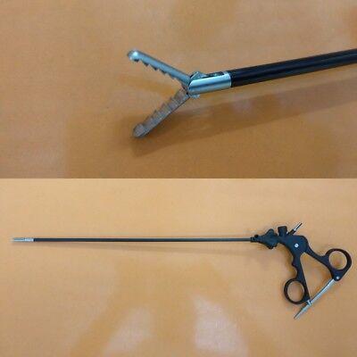 5mm Laparoscopic Storz Type Serrated Grasping Forceps Laparoscopy Instrument