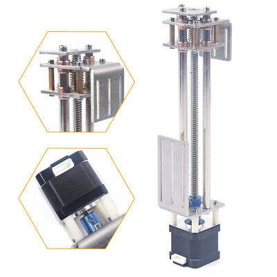 150mm Diy 3 Axis Cnc Z Axis Slide Linear Motion 4-wire Stepper Motor--a4988 Sale