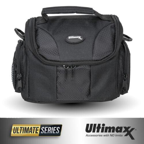 Deluxe Padded Medium Camera Bag for Nikon D7100 D5300 D5200