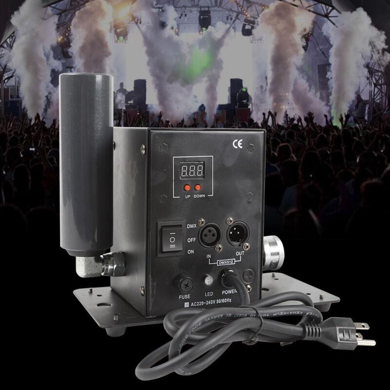 Powerful 200Watt Co2 jet machine with dmx control for party disco dj event show
