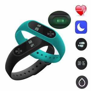 2016 Original Xiaomi Mi Band 2 Smart Wristband Bracelet Heart Rate Monitor - | J-Computer |
