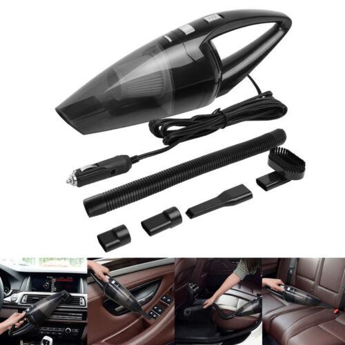 Portable Car Vacuum Cleaner 12V Auto Mini Handheld Wet Dry C