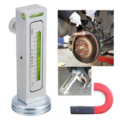 Magnetic Measure Gauge Tool Car/Truck/Auto Camber Castor Wheel Alignment HOT!