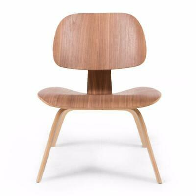 Eames Style LCW Lounge Chair - 7 Layer Molded Plywood