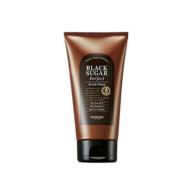 SKINFOOD [Skin Food] Black Sugar Perfect Scrub Foam 180g Free gifts