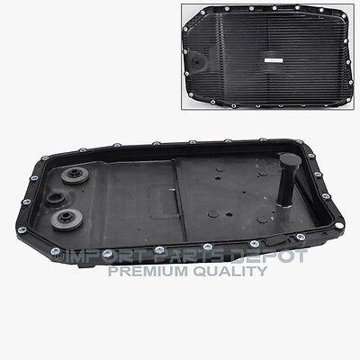 Jaguar Auto Transmission Oil Pan + Filter + Gasket + Plug Premium Quality 227