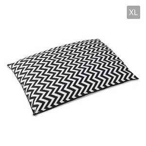 Washable Wavy Stripe Heavy Duty Pet Bed - XLarge North Melbourne Melbourne City Preview
