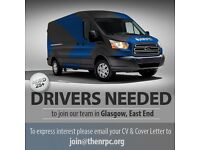 Drivers Needed in Glasgow - Immediate Start!