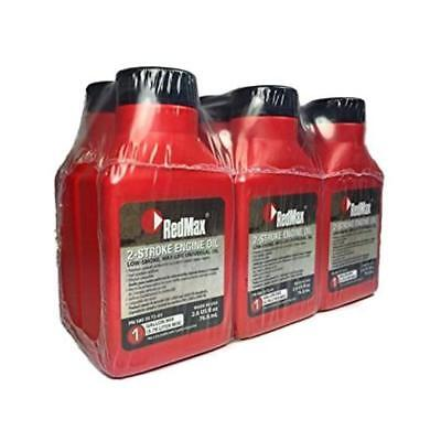 - Original RedMax MaxLife 2-Cycle Oil 6.4oz 6 Pack, 2.5 Gallon Mix 580357203-6