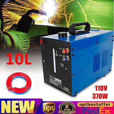 10l Tig Welder Torch Water Cooling System Cooler Water Cooler 110v 370w