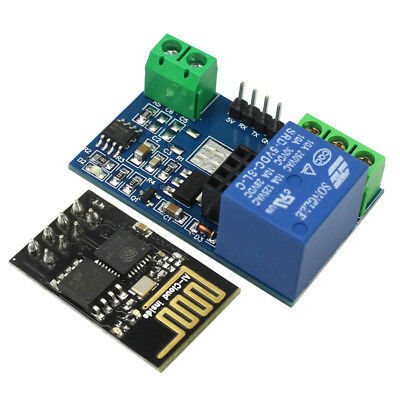 Phone APP for ESP8266 5V WiFi Relay Module Home Smart Remote Control Switch