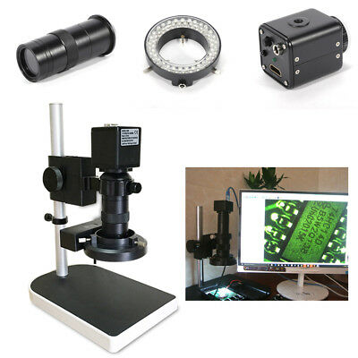13 Inch 16mp 1080p Hd Hdmi Digital Industrial Video Microscope Camera C-mount
