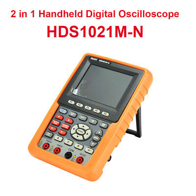 2in1 Owon 3.7 Tft Display 20mhz Hds1021m-n Digital Oscilloscope Auto-scale Scpi