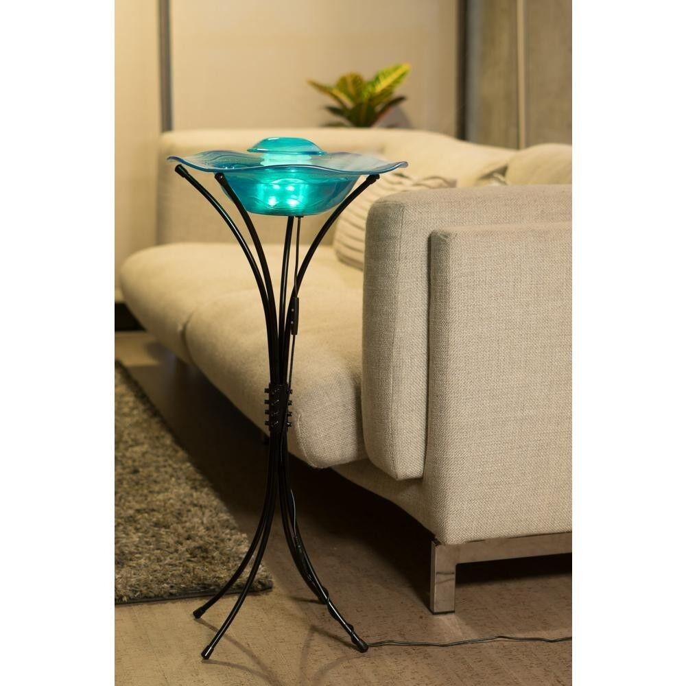 Floor Mist Fountain Aroma Diffuser Inline Control Floorstand