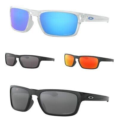 Oakley Men's Sliver Stealth Sunglasses - Various Sizes and (Oakley Sliver Size)