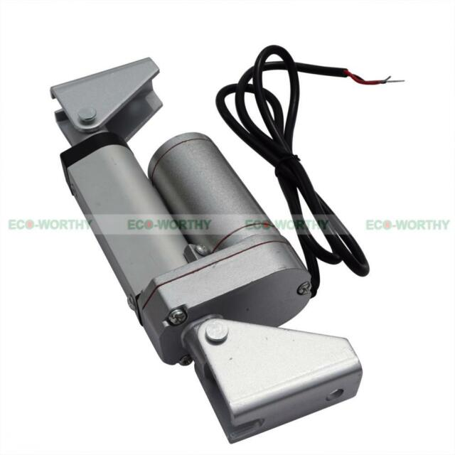 "Heavy Duty 2""12V Electric Power Linear Actuator Multi-purpose Medical Outdoor"