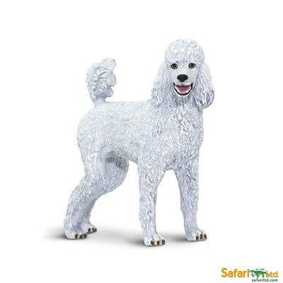 POODLE Dog  100063 ~ New for 2018! ~ FREE SHIP/USA w/$25+ Safari, LTD.