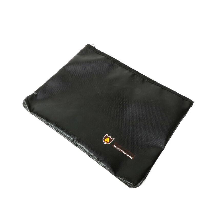 Fireproof Resistant Money Cash Envelope Bag File Pouch