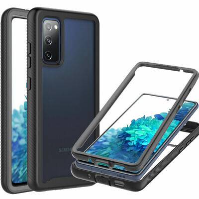 For Samsung Galaxy S20 FE 5G Full Body Phone Case+ Built-In Screen Protector