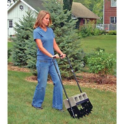 Agri-Fab Push Lawn Spike Yard Garden Grass Aerator Soil Care